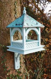 Large Bempton Bird Table with Wall Bracket