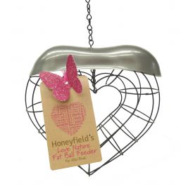 Honeyfields Love Nature Fat Ball Bird Feeder