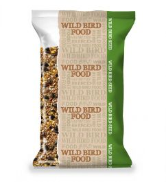 Basics Wild Bird Seed Mix - 1.5kg