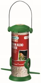 Filled Flip Top Robin Blend Bird Feeder by Gardman