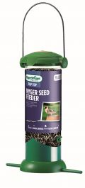 Filled Flip Top Nyger Seed Bird Feeder by Gardman