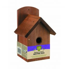 Blue Tit Nest Box by Smart Garden