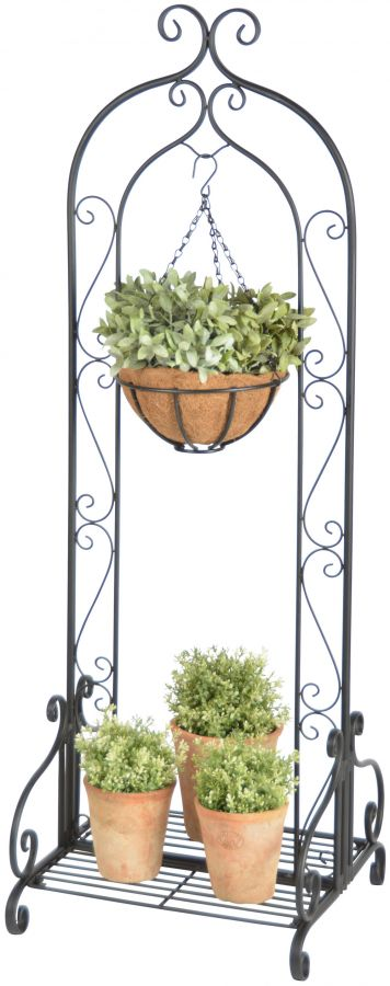 Folding Plant Stand - 45.8cm