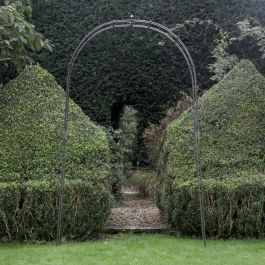 2.3m Barrington Rose Arch in Metal