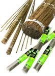 2.4m Bamboo Canes (Pack Of 10)