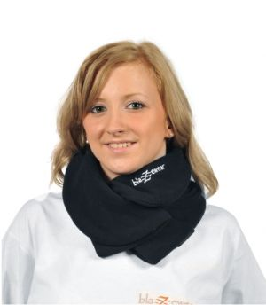 Black Blazewear heated scarf