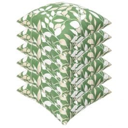 Cotswold Leaf Outdoor Scatter Cushion 45x45cm - Pack Of 6