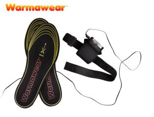 Battery Heated Insoles - by Warmawear