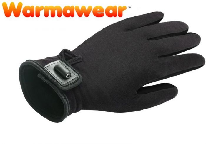 Deluxe Battery Heated Glove Liners - by Warmawear™