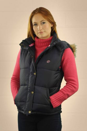 Phoenix Heated Ladies Gilet (Navy)