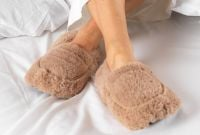 Cozy Body™ Microwavable Slippers