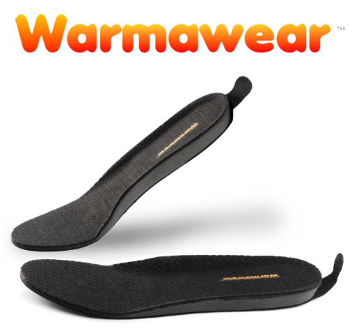 Warmawear™ Wireless Rechargeable Heated Insoles