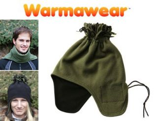 Warmawear™ 2 in 1 Heated Hat and Scarf