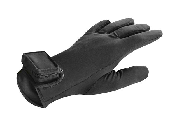Dual Fuel Battery Heated Glove Liners by Warmawear™ Also Perfect for Running and Cycling