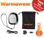 3in1 Hand Warmer/Torch/Phone Charger by Warmawear™