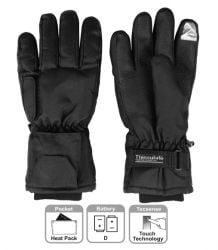 Dual Fuel Essential Battery Heated Gloves with Thinsulate™️