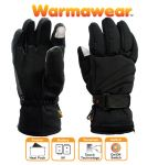 Dual Fuel Deluxe Battery Heated Gloves by Warmawear�