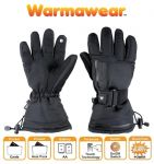 Dual Fuel Burst Power Battery Heated Ski Gloves by Warmawear™
