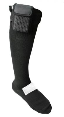 Battery Heated Socks with Dual Fuel Pocket, Remote Control - by Warmawear™