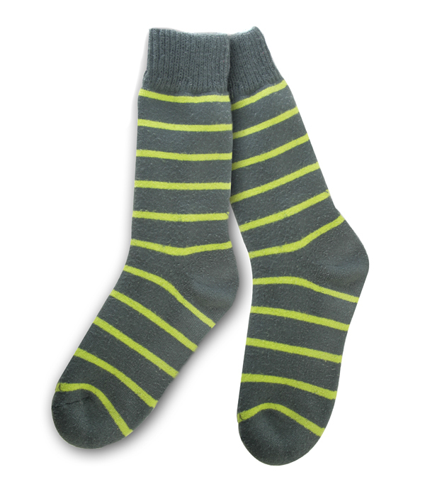 Thermal Socks with Stripes - by Warmawear™