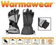 Warmawear™ Dual Fuel Burst Power Battery Heated Sports Gloves with 3 Heat Settings