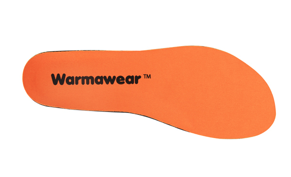Warmawear™ Deluxe Wireless Rechargeable Battery Waterproof Heated Insoles with Remote Control