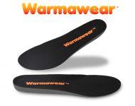 Warmawear� Wireless Rechargeable Battery Waterproof Heated Insoles