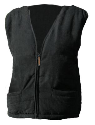Warmawear™ Ladies' Battery Heated Waistcoat Jacket with Free Heat Packs