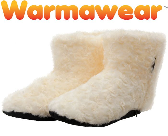 Dual Fuel Battery Heated Indoor Slipper Boots - by Warmawear™