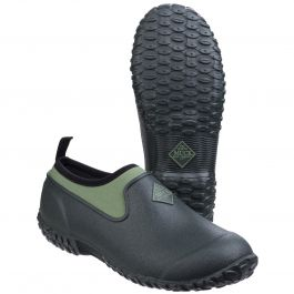 Muckster II Green Women's Low Garden Shoes by Muck Boot - Sizes 3-9