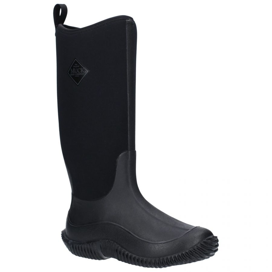 Hale Black Women's Wellington Boot by Muck Boot - Sizes 3-9