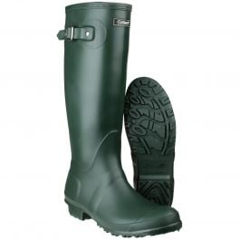 Sandringham Green Women's PVC Wellington by Cotswold - Sizes 3-9