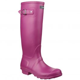 Sandringham Berry Women's PVC Wellington by Cotswold - Sizes 3-9