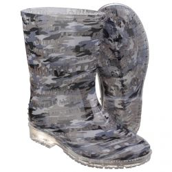 Camoflauge Childrens PVC Wellington by Cotswold - Sizes 4 - 13.5