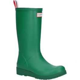 Women's Hyper Green Wellington By Hunter - Sizes 3 - 8