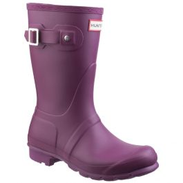 Women's Violet Wellington By Hunter - Sizes 3 - 8