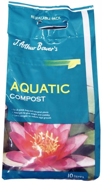 Aquatic Compost 20ltr Bag