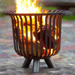 Norfolk Leisure 60cm Verona Fire Basket
