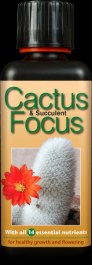 300ml Cactus & Succulent Focus By Growth Technology