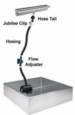 Hose Kit installation diagram