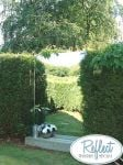 6ft x 4ft B Grade Acrylic Extra Large Garden Mirror - Plain Sheets