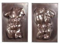 Adonis wall panel – set of two