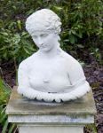 Bust of Antonia Stone Statue