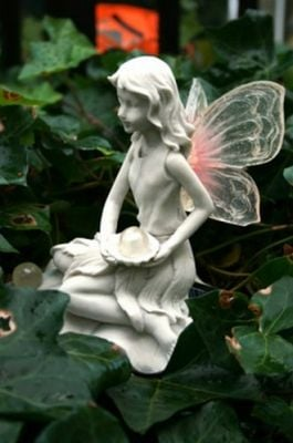 Felicity Fairy Solar Powered Figurine