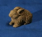 Natural Finish Concrete Rabbit Ornament H18cm