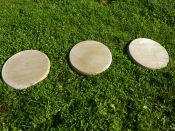 Sandstone Stepping Stone Honed Garden Ornament