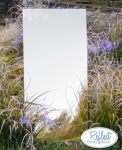 4ft x 2ft Medium Gold Garden Mirror - by Reflect™