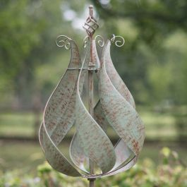 Blenheim Patina Wind Spinner Dia 53cm by Creekwood™