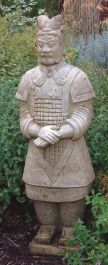 Terracotta Warrior Stone Statue