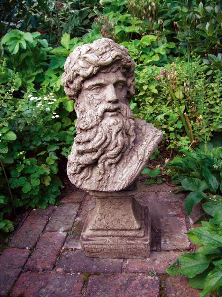 Bust of Hercules - Stone Statue